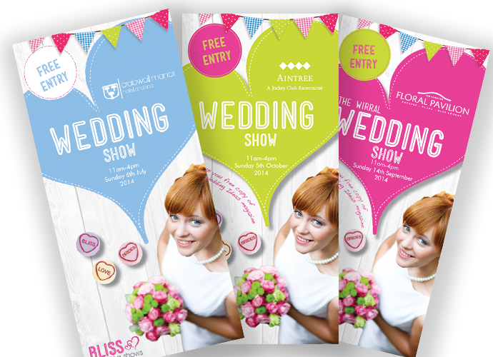 Bliss Wedding Shows and The Liverpool Wedding Show