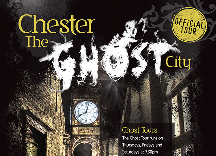 Chester Walking Tours Leaflet